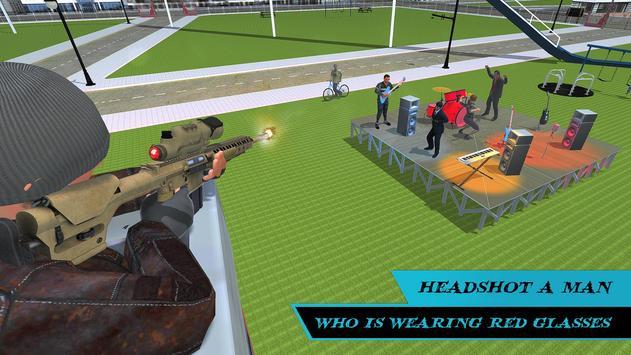 Modern Roller Coaster Sniper apk screenshot