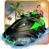 Power Boat Extreme Racing Sim icon