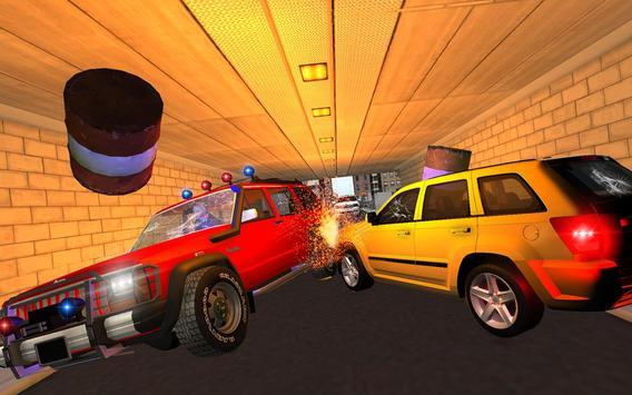 Tow Truck Car transporter Sim screenshot 10