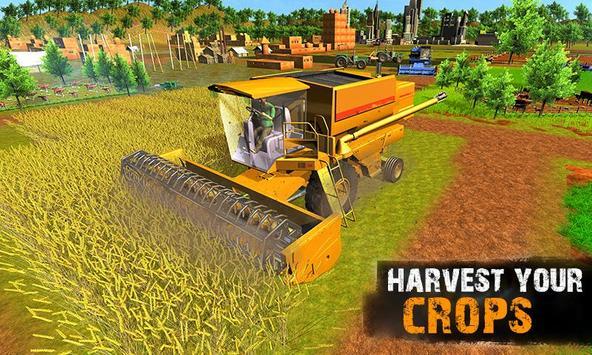 Tractor Farm Life Simulator 3D screenshot 4