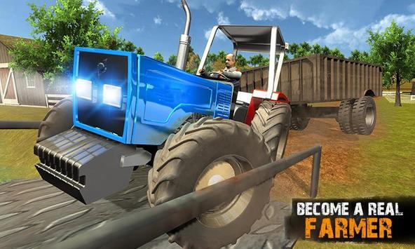 Tractor Farm Life Simulator 3D screenshot 7