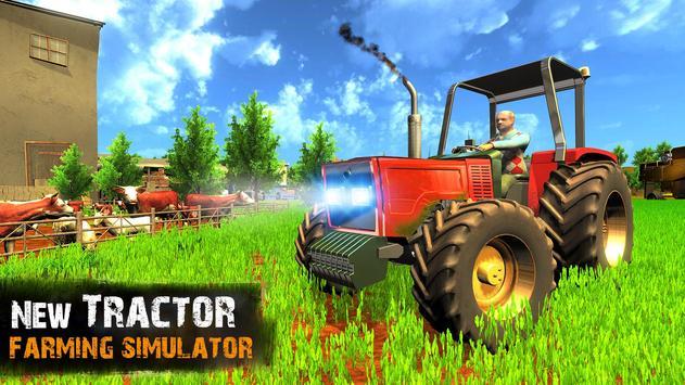 Tractor Farm Life Simulator 3D screenshot 8