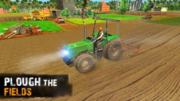 Tractor Farm Life Simulator 3D screenshot 9