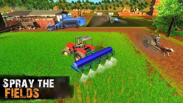 Tractor Farm Life Simulator 3D screenshot 11