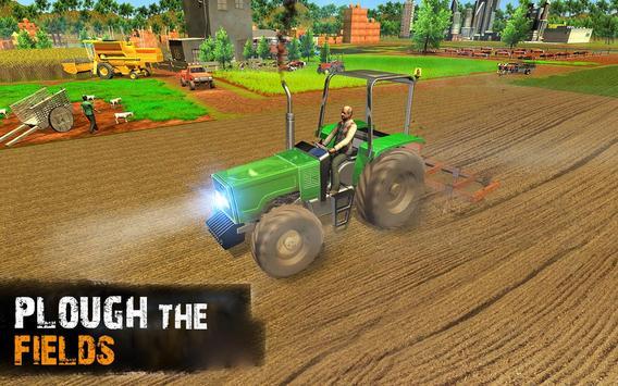 Tractor Farm Life Simulator 3D screenshot 17