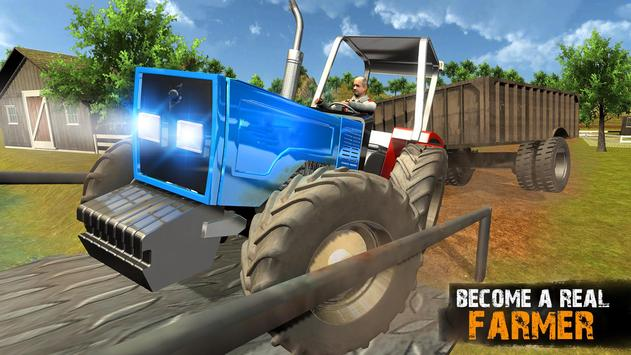 Tractor Farm Life Simulator 3D screenshot 14