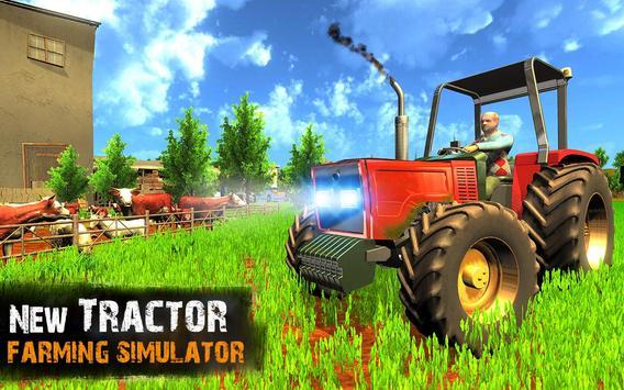 Tractor Farm Life Simulator 3D screenshot 16