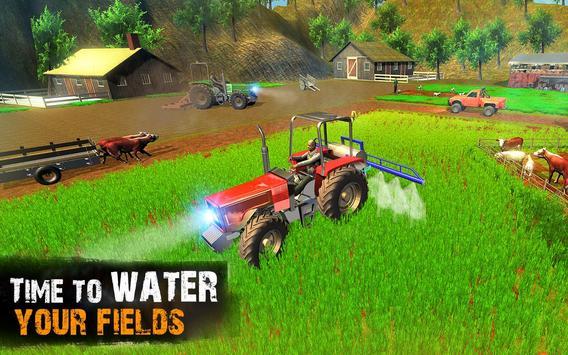 Tractor Farm Life Simulator 3D screenshot 18