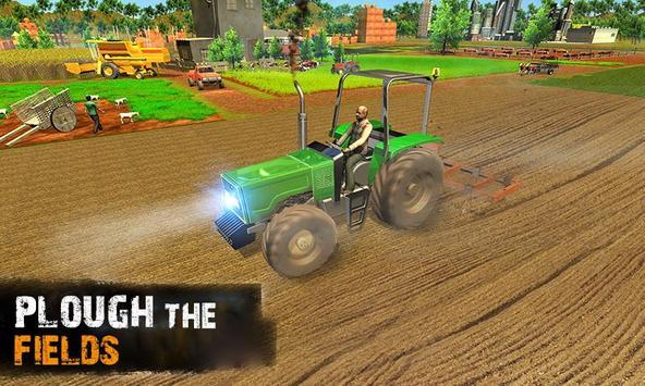 Tractor Farm Life Simulator 3D screenshot 1