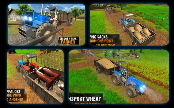 Tractor Farm Life Simulator 3D screenshot 22