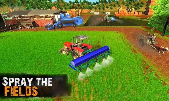 Tractor Farm Life Simulator 3D screenshot 3
