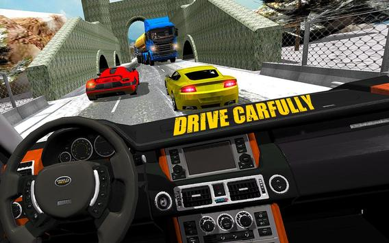 Traffic Overtake Racer apk screenshot