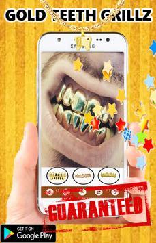 Gold Teeth Editor 2017 screenshot 3