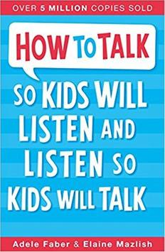 How to communicate with your Kids poster