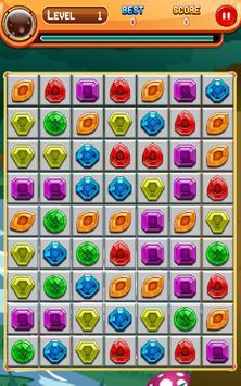 Jewel Journey - Match 3 Quest screenshot 1