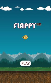 Flappy HD poster