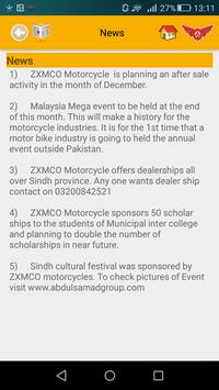 Zxmco Motorcycle screenshot 5