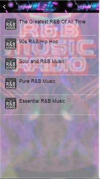 RnB Music poster