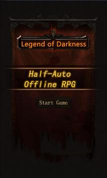 Legend of Darkness-Offline RPG apk screenshot