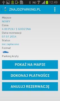 Znajdź Parking apk screenshot