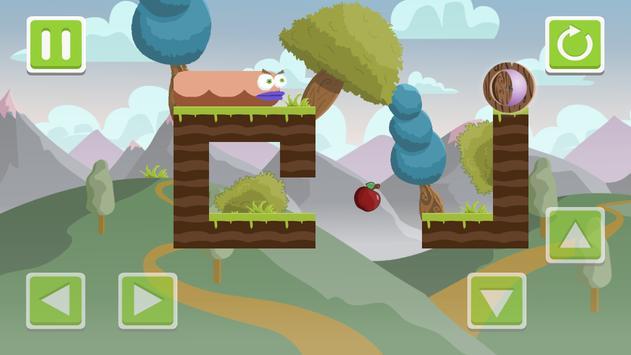 Hungry Worm: Homecoming screenshot 1