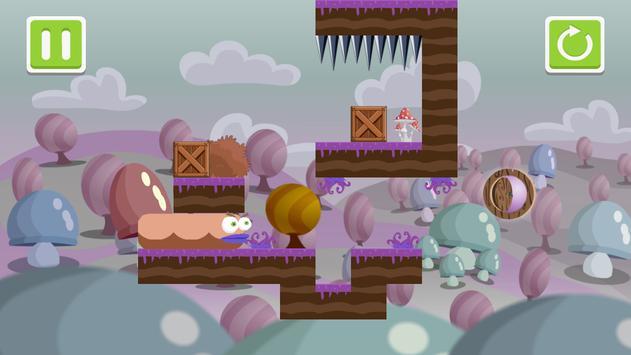 Hungry Worm: Homecoming screenshot 4