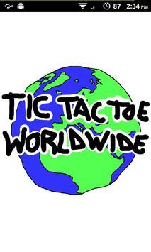 TicTacToe WORLDWIDE! poster