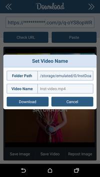 Inst Download - Video & Photo تصوير الشاشة 2