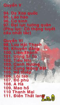 Liêu Trai Chí Dị (500 truyện) apk screenshot