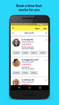 Zocdoc: Find & book a doctor apk screenshot