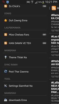 AndroidReaderMizo apk screenshot