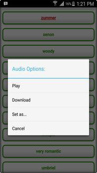Ringtones Android apk screenshot