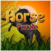 Horse Puzzle icon