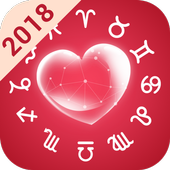 Daily Love Horoscope 2018 - Free Love Astrology icon