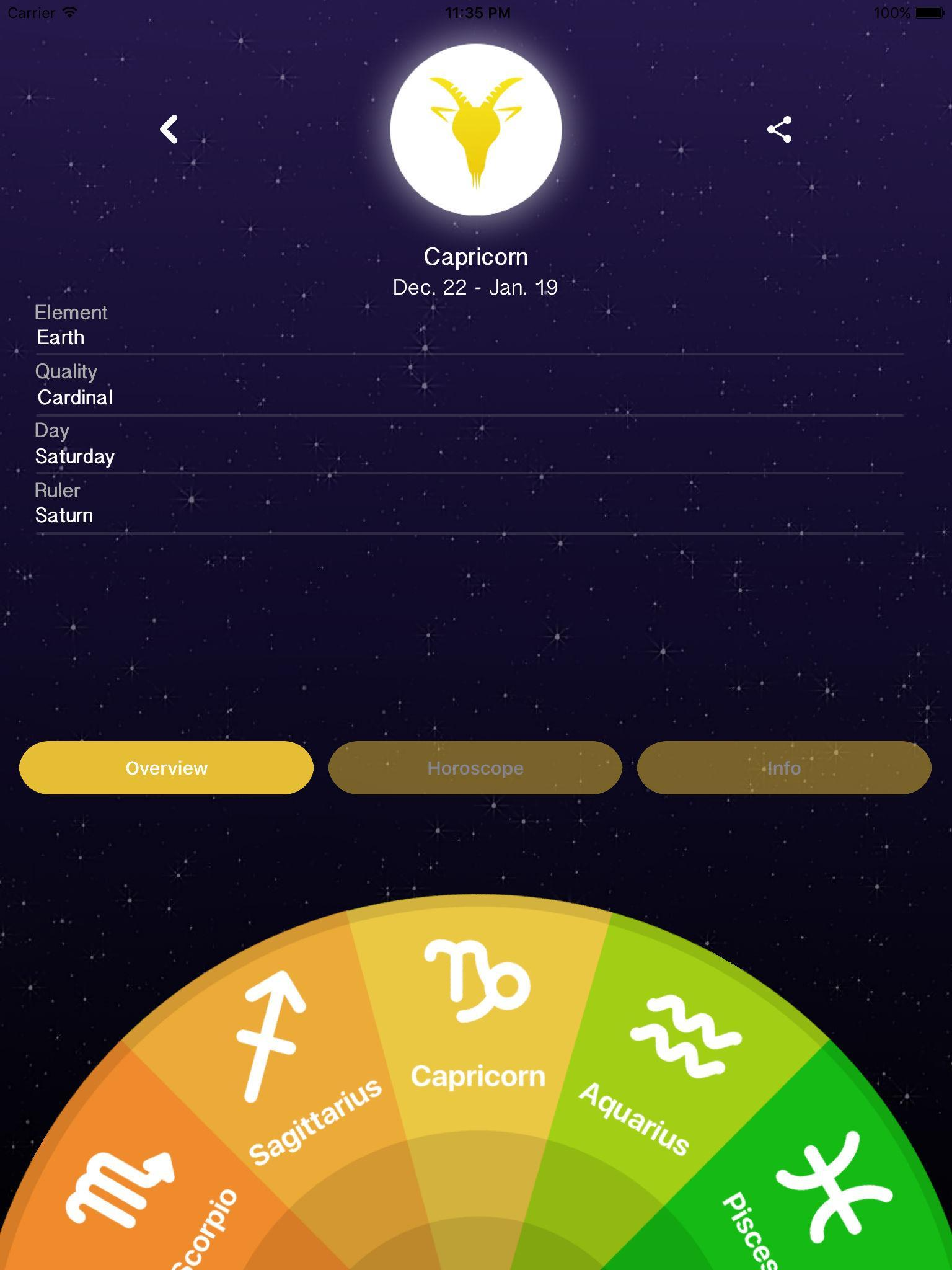 a6c23bd0a Horoscope - Zodiac Signs for Android - APK Download