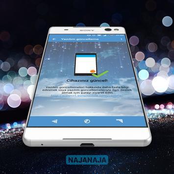 Zodiac Theme For Xperia apk screenshot