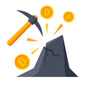 Crypto Currency Mining Monitor icon