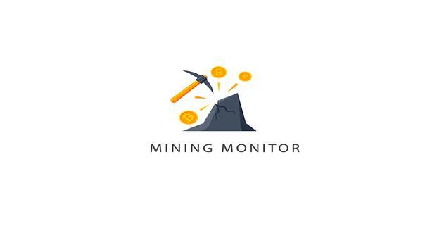 Crypto Currency Mining Monitor screenshot 1