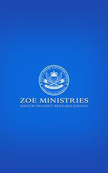 Zoe Ministries Registration apk screenshot