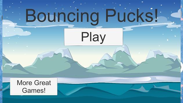 Bouncing Pucks poster