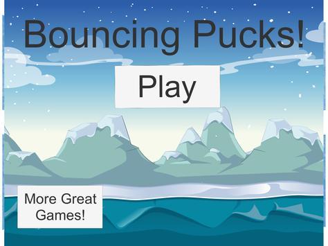 Bouncing Pucks apk screenshot