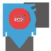 SMS Friend Locator icon