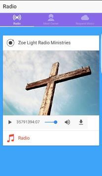 Zoe Light Ministries screenshot 1