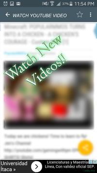Zoella Channel App apk screenshot