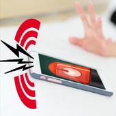 Antivol alarm icon