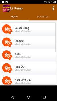 Lil Pump Music Lyric screenshot 3