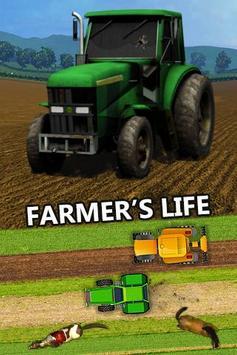 Hay Tractor Driving screenshot 2