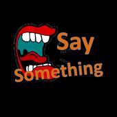 Say Something icon