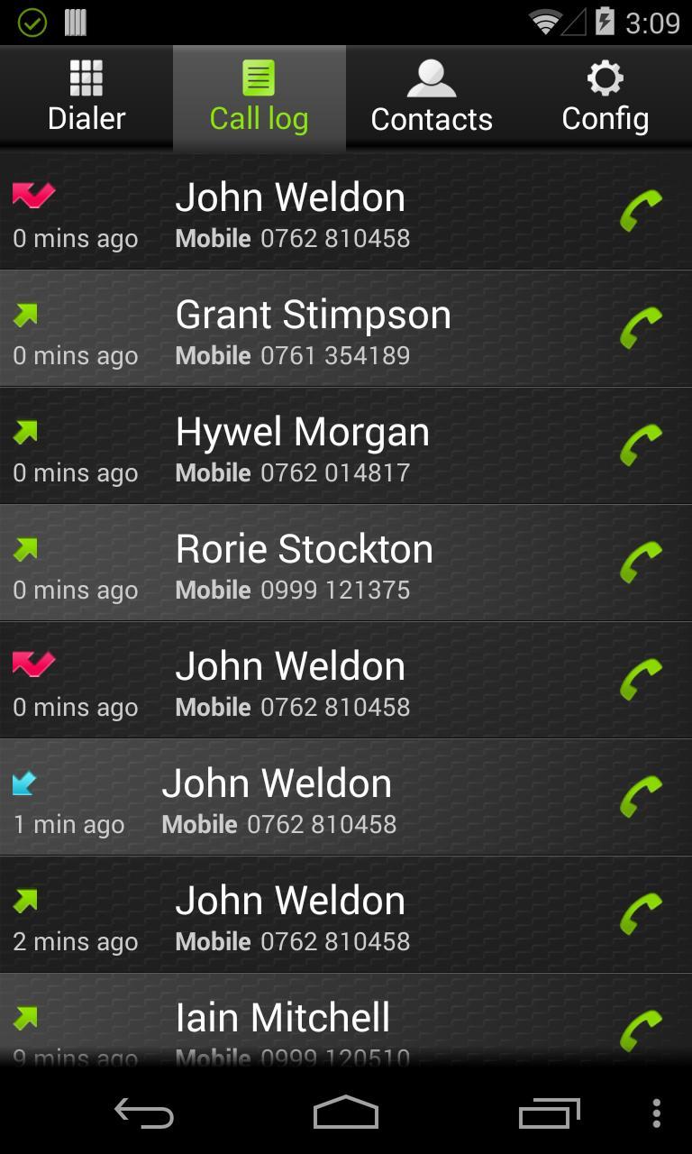 Zoiper cho Android - Tải về APK