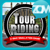 투어라이딩 for ZOM (tourriding) icon